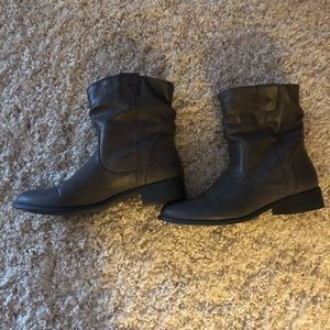 Brown Ankle Boots sz 9